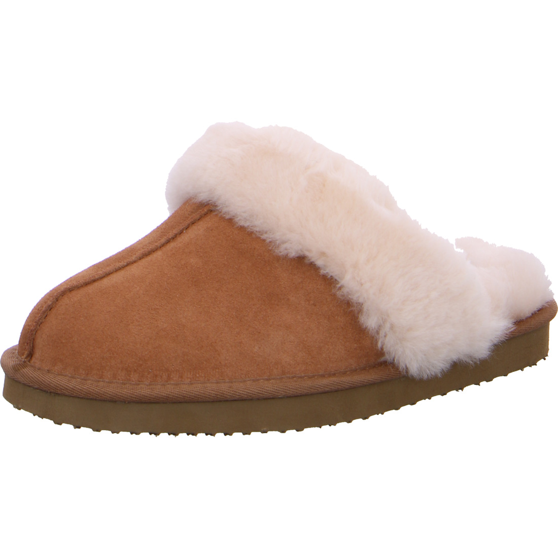 Ara Ladies Cosy Slipper - Brown